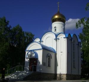 храм в честь иконы Пресвятой Богородицы Владимирская
